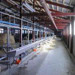 連続給水槽の設計・製作・施工