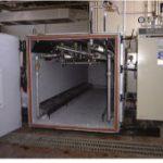 機能性被膜応用の複合型木材乾燥機を開発