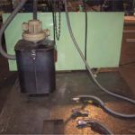 安価な溶接ヒューム集塵装置の開発