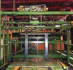 カラマツ合板ヤニはがし機の開発