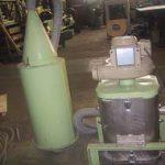 溶接ヒューム集塵機の改良開発