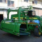 牧草刈り取り装置の開発