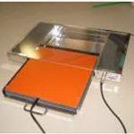 保温機能を備えた可搬式レントゲン撮影台の開発