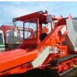 新型スイートコーン収穫機の開発