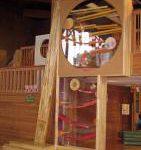 木製大型遊具の開発