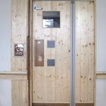 認知症高齢者の住環境を快適にする木製建具・家具の開発